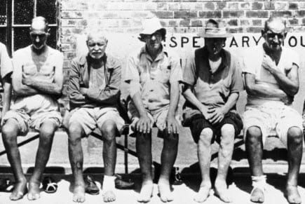 Purley's Japanese Prisoners of War in World War Two
